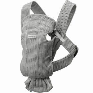 0045192 babybjorn mini 3d mesh grey 600